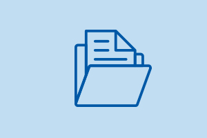 Bulletin and Paper Icon