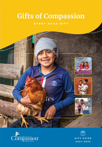 Compassion Gift Guide Cover
